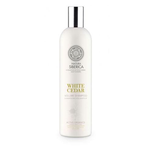 Biely céder - šampón pre objem, Natura Siberica Siberie Blanche