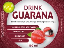 AWA superfoods guarana drink 100ml