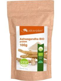 Ashwagandha prášok BIO RAW 100g
