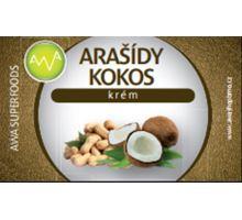 AWA superfoods Arašídovo kokosové máslo 180g
