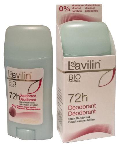 Dezodorant Lavilin - stick 72 hodín