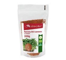 Řeřicha BIO - semienka na klíčenie 200g
