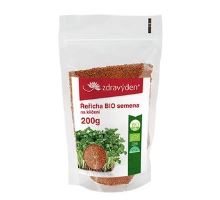 Žerucha BIO - semená na klíčenie 200g