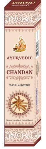 Ayurvedic Indické vonné tyčinky Chandan 16g