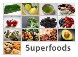 Superpotraviny, účinky na lidský organismus