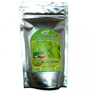 AWA superfoods Mladý zelený jačmeň - 100% sušené šťavy 100 g