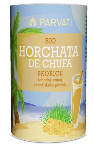 Horchata de Chufa škorica BIO 160g