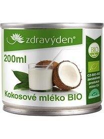 Kokosové mlieko BIO 200 ml