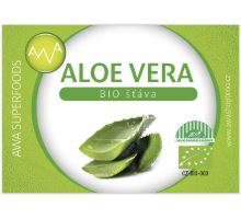 Allnature Aloe vera - 100% Bio šťáva 500 ml