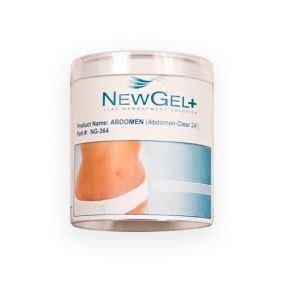 Průhledná náplast na břicho délka 60cm (1ks v balení), NG-364 NewGel+