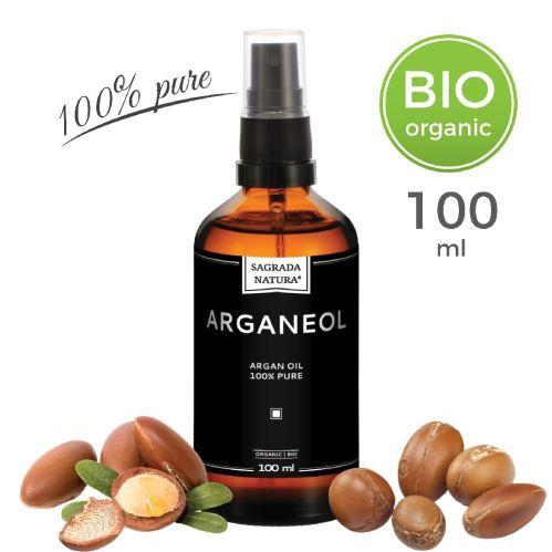 Sagrada Natura | Arganeol | BIO arganový olej 100ml