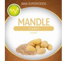 AWA superfoods mandle mleté 1000g