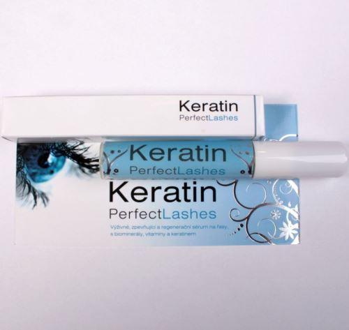 Brazil Keratin Regenerační sérum na řasy (Keratin Perfect Lashes) 10 ml
