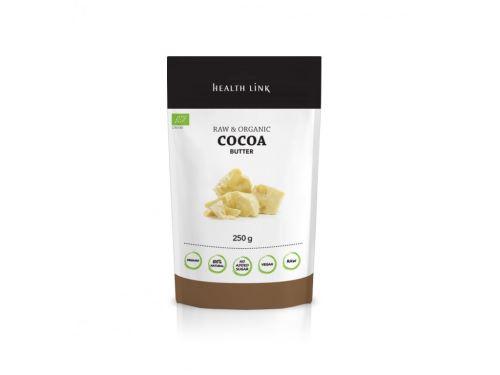 Kakaové maslo BIO RAW 250g