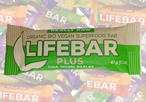 Chia Young Barley BIO, Lifebar 47g