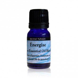 Zmes Esenciálnych olejov Energie 10ml