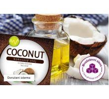 10 dôvodov prečo používať kokosový olej