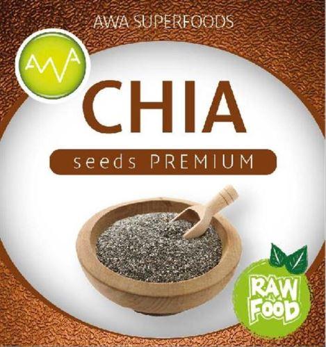 10 způsobů jak použít Chia semínka