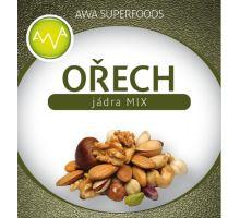AWA superfoods Jádra ořechů MIX 1000g
