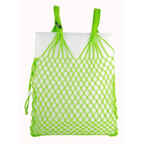 Síťová taška zelená