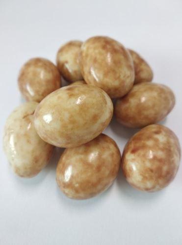 AWA superfoods Mandle CAPPUCCINO - bílá čokoláda 250g