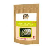 FLOR BLANCA řezaný květ s drobnými větvičkami RAW 200g