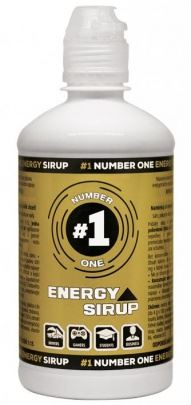 Sirup ONE ENERGY 500ml
