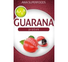 AWA superfoods Guarana prášok 100g