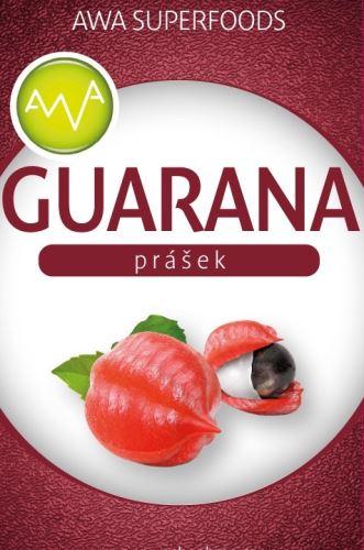 AWA superfoods Guarana prášok 100g