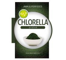 AWA superfoods Chlorella prasok 200g