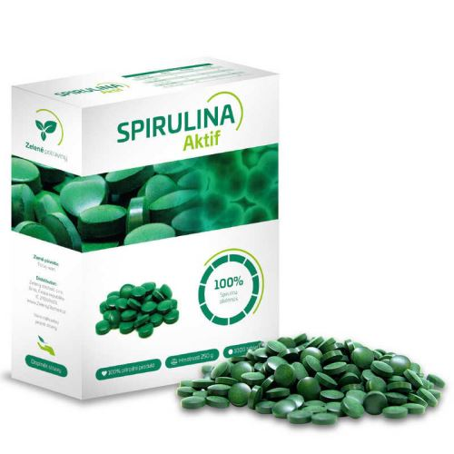 Spirulina Aktif (Spirulina Platensis) 250g