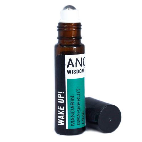 Zmes esenciálnych olejov roll -on Prebuď sa! 10ml