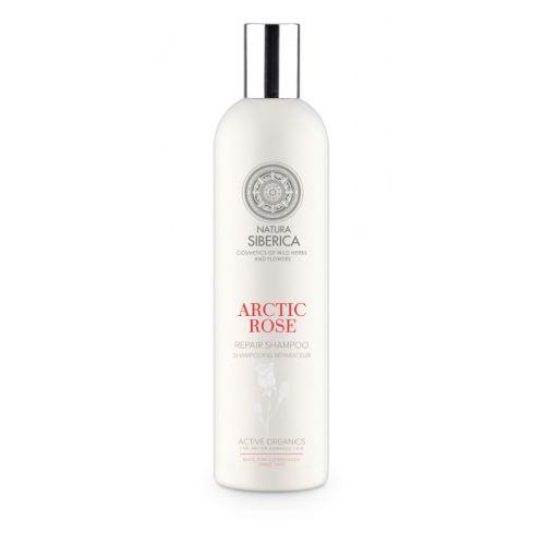 Ruža Arktická - obnovujúci šampón, Natura Siberica 400ml