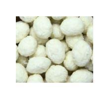 Mandle v polevě z kokosu a bílé čokolády 250g