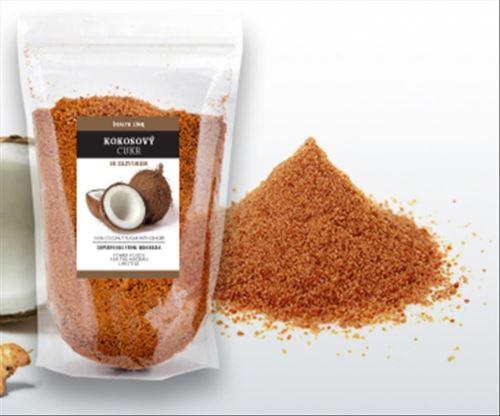 Health link Kokosový cukor so zázvorem 100g