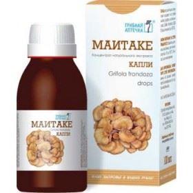 Maitake extrakt kvapky 50ml