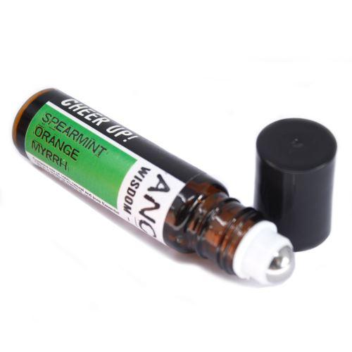 Směs esenciálních olejů roll-on Vzchop se! 10ml