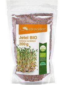 Ďatelina semená na klíčenie BIO 200 g