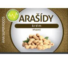 AWA superfoods Arašidové maslo jemné 180g