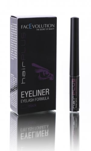 Hairplus EYELINER čierny 1,5 ml