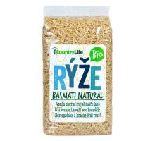 Rýže basmati natural BIO 500g