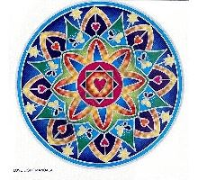 Mandala Sunseal V Love Light Mandala