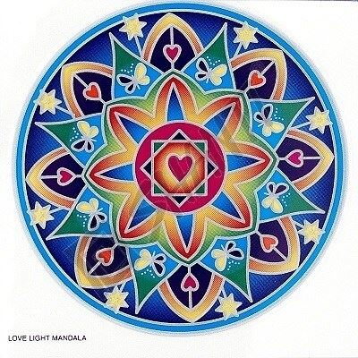 Mandala Sunseal V Love Light Mandala
