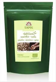 Iswari BIO RAW Zmes naklíčených semienek pohánka, slnečnice,  alfalfa 250g