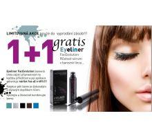 FacEvolution Růstové sérum Eyeliner 1+1 černý