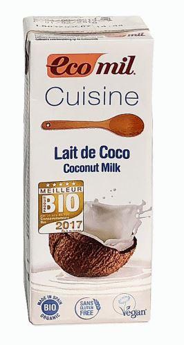 Kokosová smotana BIO 200 ml