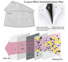 Náhradný filter do rúška