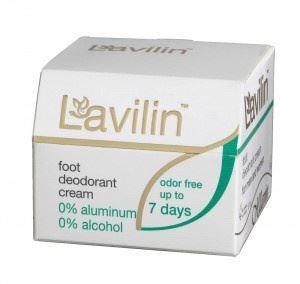 Lavilin deodorant krém na nohy