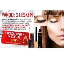 Hairplus rastové sérum 4,5 ml a lipgloss Red